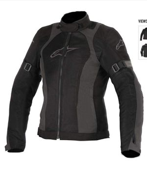 Womens Alpinestars Lined Armored Jacket New for Sale in Philadelphia, PA