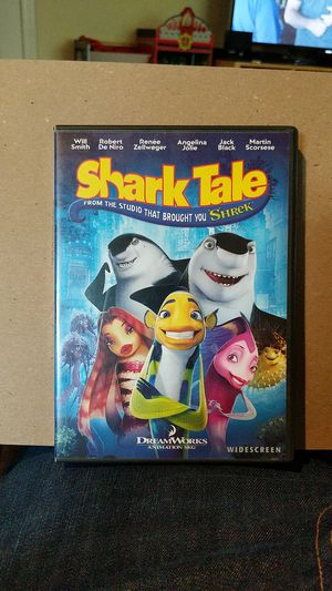 Shark Tale DVD for Sale in Silver Spring, MD
