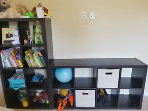2 Storage Shelves (bookshelves) for Sale in Jacksonville, FL