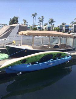 Green Mystic kayak Thumbnail