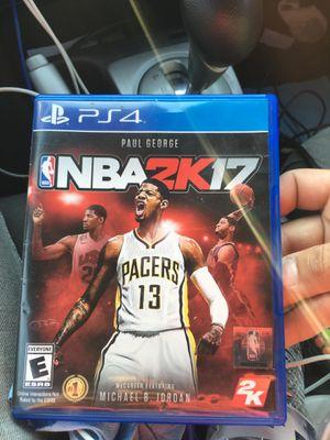 NBA 2k17 for Sale in Takoma Park, MD