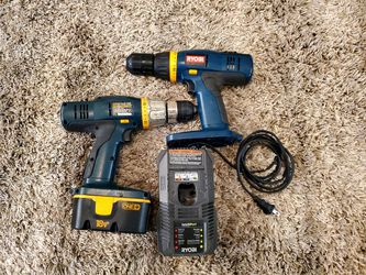Cordless Drill Set!! Thumbnail
