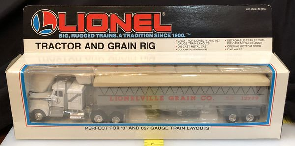 69211e8a6a1 New Lionel Tractor and Grain Rig, Number 6-12779. for Sale in Brandon, MS -  OfferUp