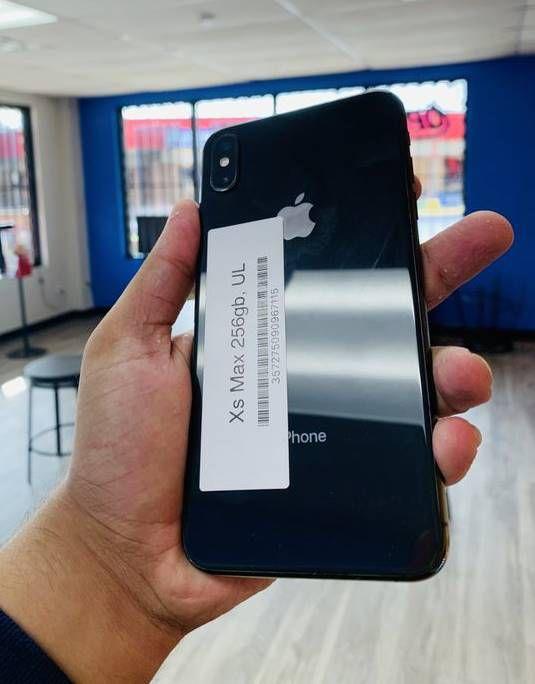 iPhone XS Max 256gb factory unlocked 87