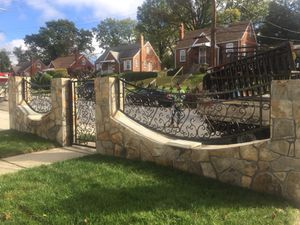 we do gates doors windows estimated for free se habla español for Sale in Chevy Chase, MD