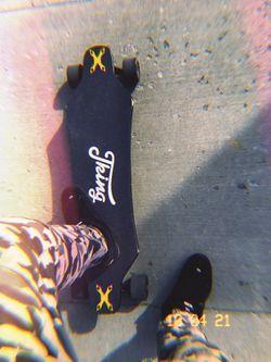 Electric Skateboard  Thumbnail