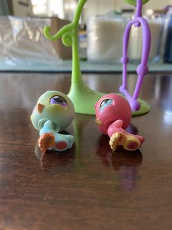 LPS - Littlest Pet Shop Bird Set Thumbnail