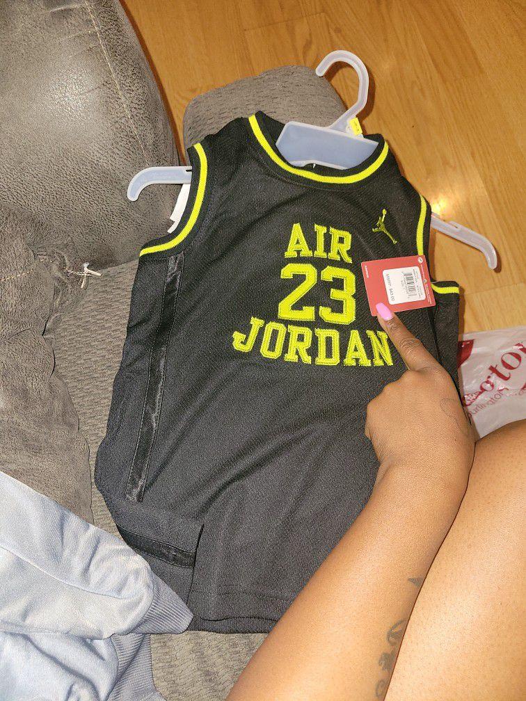 Boys JORDAN jersey