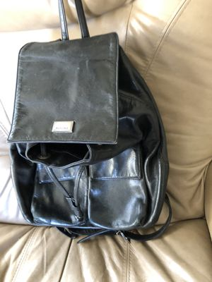 51c33b1d55bae3 New and Used Leather backpack for Sale in Claremont, CA - OfferUp