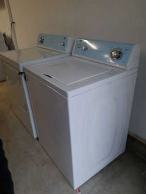 identical washer and dryer for Sale in Vancouver, WA