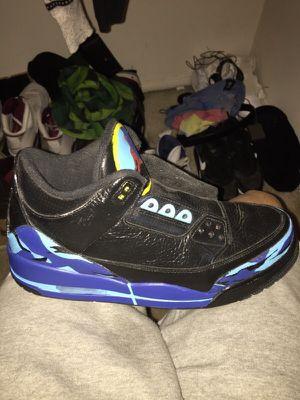 25ebef6ffaf093 Air Jordan custom Aqua 3 for Sale in Santa Monica