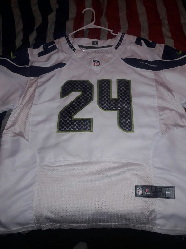 2509ad74aaa Authentic Marshawn Lynch Jersey for Sale in Rockwall
