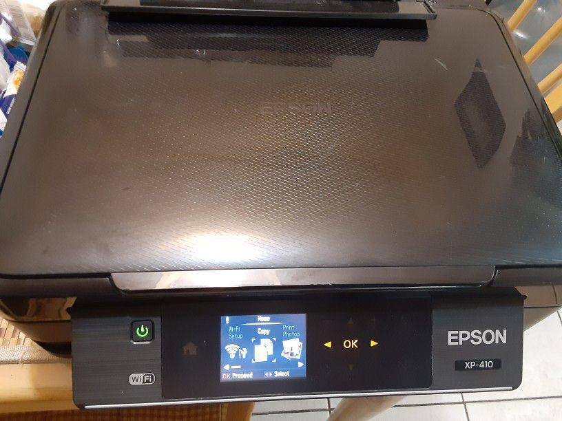 Epson Copy/ Printer Machine With Wifi