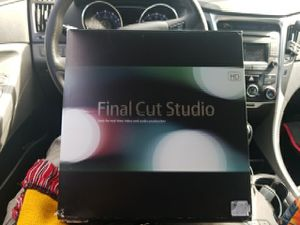 Final Cut Pro 5.1 Real Time editing for DV,SD,HAD and film for Sale in Baltimore, MD