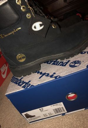 Timberland x Champion for Sale in Cicero, IL