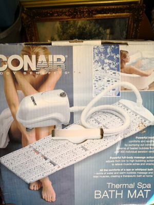 Cobain thermal spa bath mat for Sale in Bowie, MD