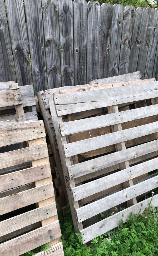 Free Wood Pallets For Sale In San Antonio Tx Offerup