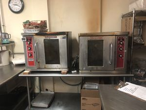 Photo 2-Blodgett Table Top Ovens. Best offer. Going out of Business Sale