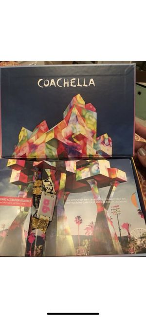 Coachella GA for week 2 for Sale in Los Angeles, CA