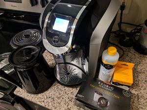 Kureg 2.0 coffee maker for Sale in Fairfax, VA