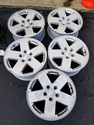 5 Jeep wheels rims for Sale in Haymarket, VA