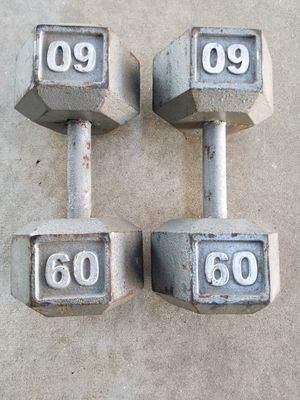 Weights,pesas,home gym,fitness,Olympic,exercise for Sale in Houston, TX
