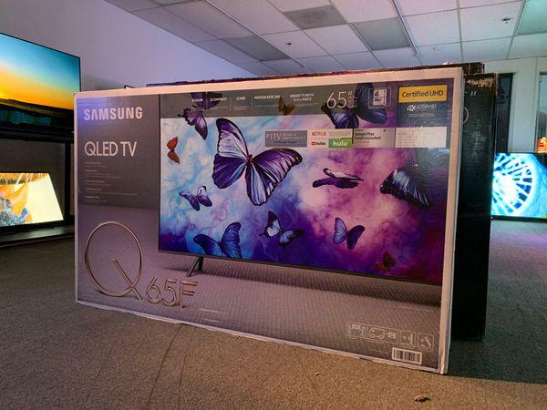 "SAMSUNG QLED 55"" , 65"" 4K SMART TV for Sale in San Diego, CA - OfferUp"