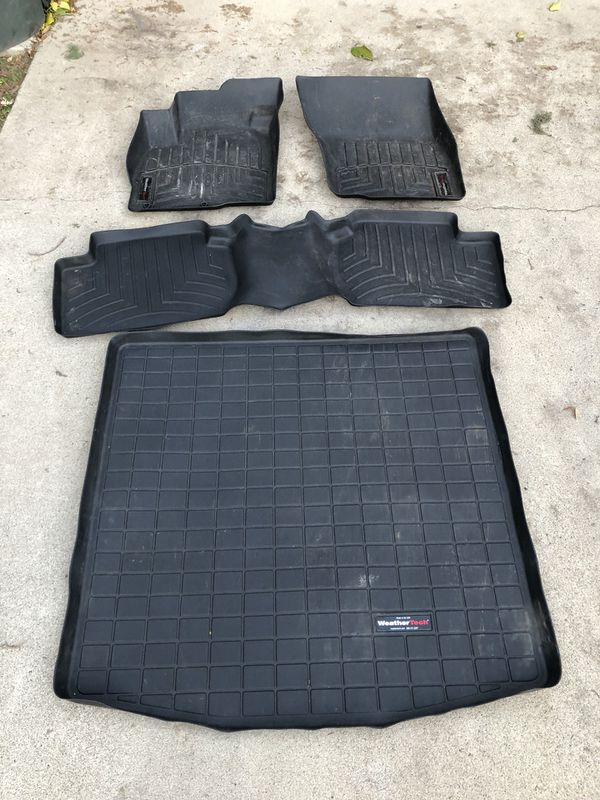 Weathertech Floor Mats For Mitsubishi Outlander For Sale In Sacramento Ca Offerup