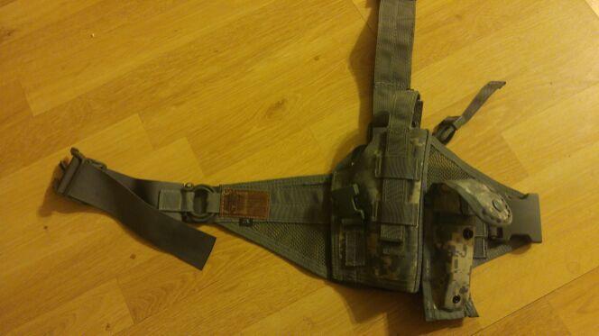 M9 holster ACU