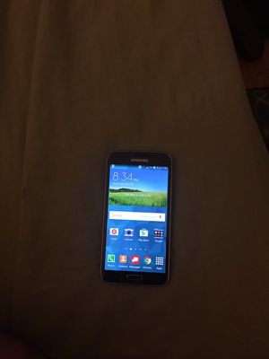 Samsung S5 for Sale in Midlothian, VA