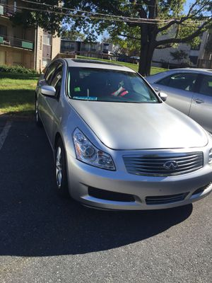 Infinity Q37X for Sale in East Riverdale, MD