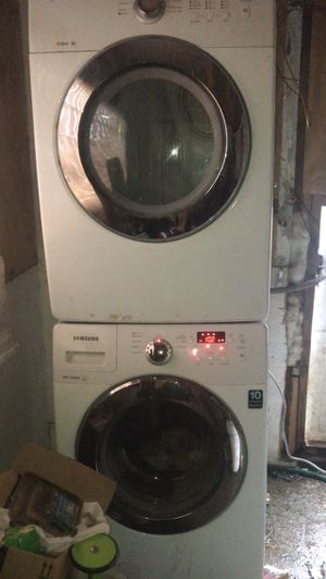 Samsung WASHER and DRYER for Sale in Accokeek, MD