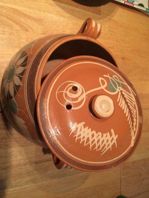 Photo Ceramic imported cook pots