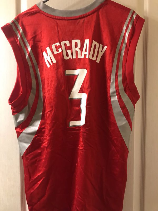 size 40 0c0be b4aa4 Vintage Tracy McGrady Houston Rockets Jersey for Sale in Peoria, AZ -  OfferUp