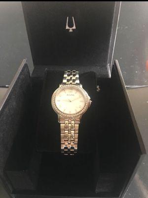 BULOVA women's watch 34mm for Sale in El Cajon, CA