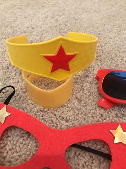 Superhero misc items Thumbnail