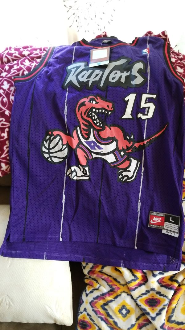 5eedd4dba Nike Toronto Raptors Vince Carter Jersey for Sale in Columbus