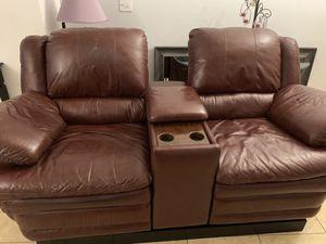 Magnificent New And Used Reclining Loveseat For Sale In Largo Fl Offerup Inzonedesignstudio Interior Chair Design Inzonedesignstudiocom