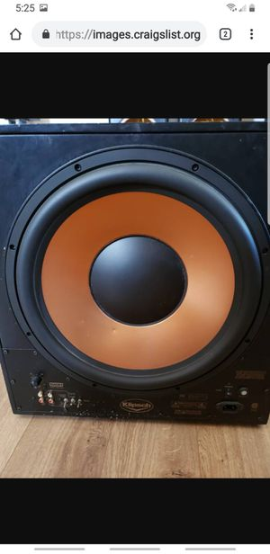 New and Used Klipsch for Sale in San Bernardino, CA - OfferUp