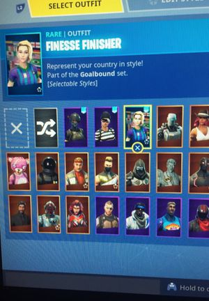 Fortnite Account For Trade for Sale in Baltimore, MD