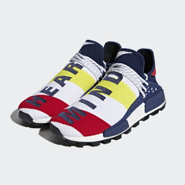 new styles 85110 9bbe4 ADIDAS PHARRELL WILLIAMS BBC HU NMD SHOES Size 8 and 9.