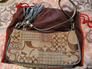 Photo Coach bag