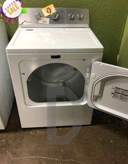 Maytag Electric Dryer 7 DMIX1 21🧳 🌂 ☂️ 🧵 Thumbnail