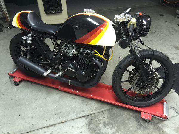 Honda CB500 Cafe Racer For Sale In Menifee CA