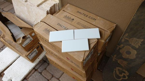 Daltile Rittenhouse Square White Subway Tile For Sale In - Daltile livermore