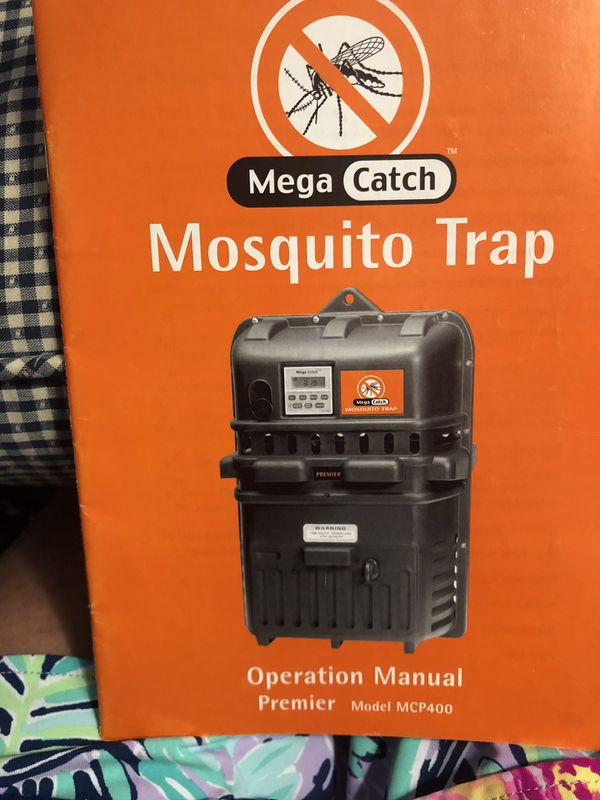 Mega Catch Mosquito Trap Model Mcp400 For In Deerfield Il Offerup