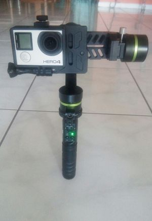 GoPro Hero 4 Black Edition and GoPro/Mobile Gimbal for Sale in Orlando, FL