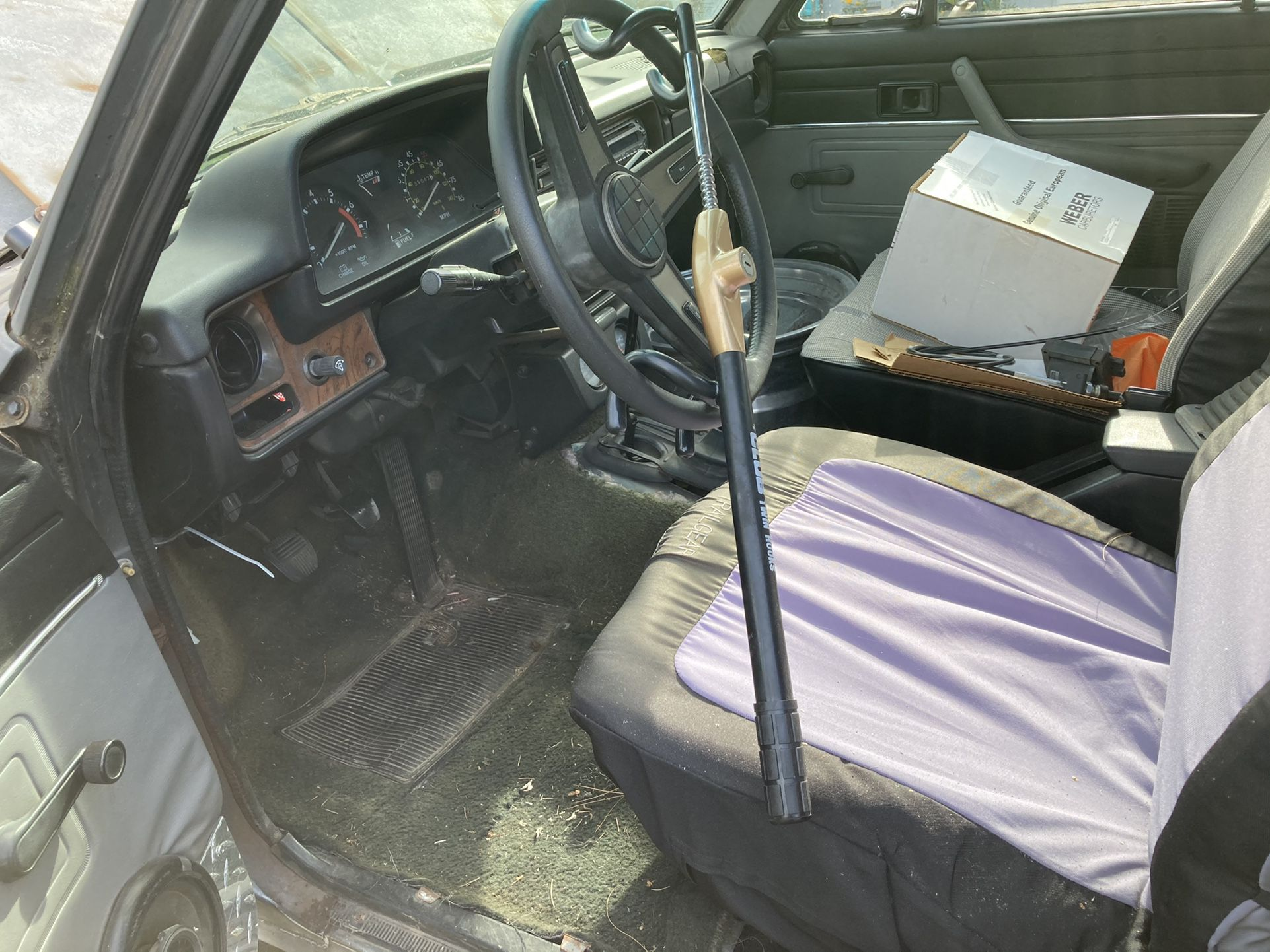 1983 Toyota Pick-Up
