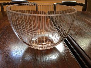 Beautiful Lead Crystal Bowl for Sale in Atlanta, GA