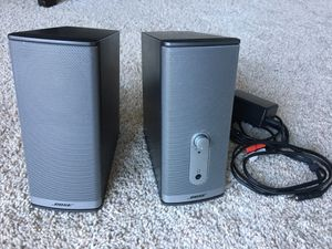 Bose Speakers, Multimedia Speaker System for Sale in Ashburn, VA